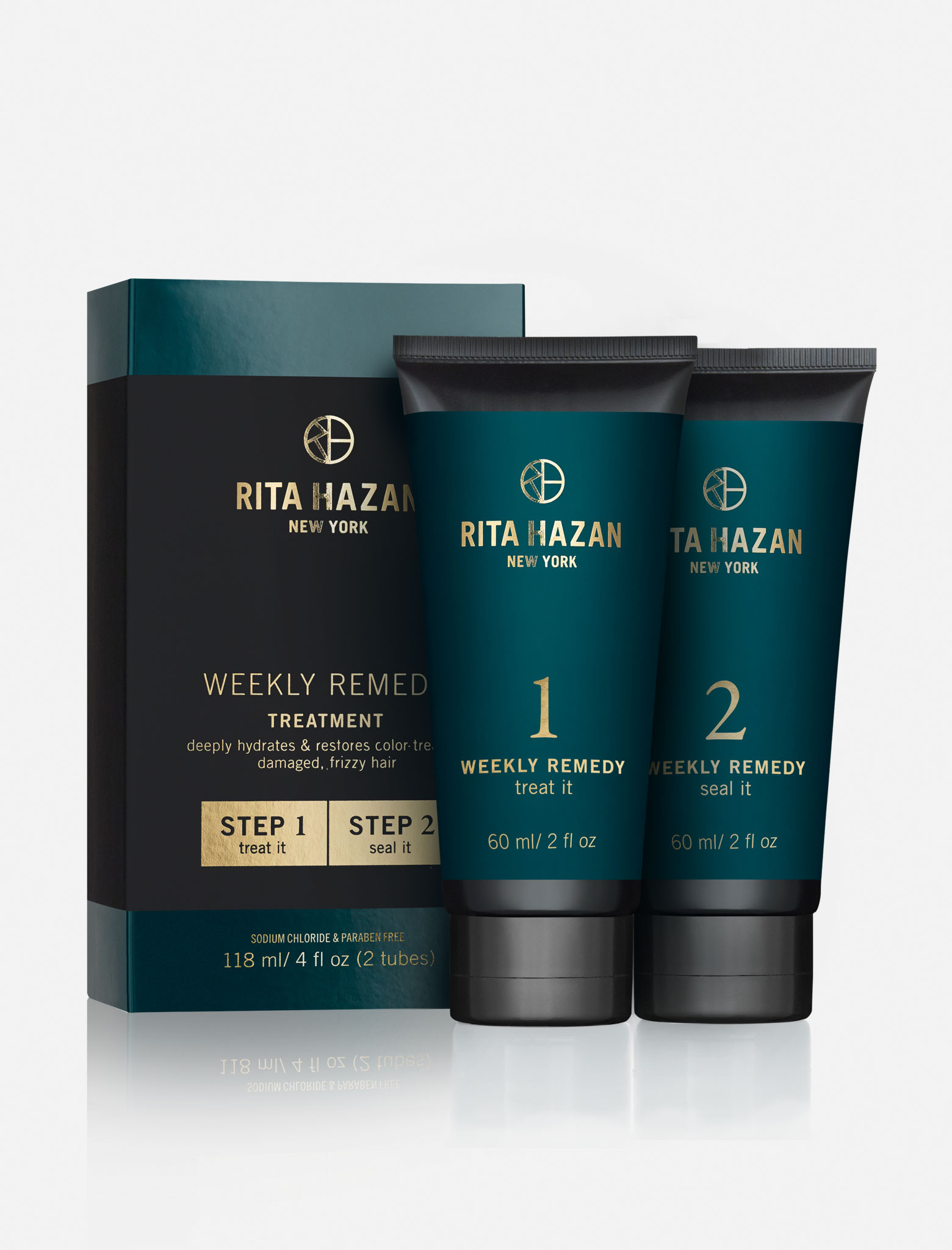 RITA HAZAN - Weekly Remedy Treatment £34