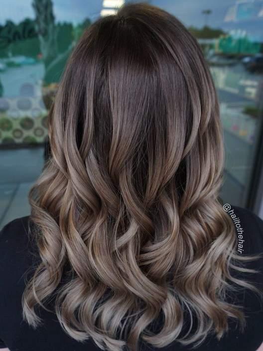 Beberapa Inspirasi Warna Rambut Brunette yang Wajib Kamu Coba — Alora -  Hair, Beauty & Spa | Beauty Is A Choice