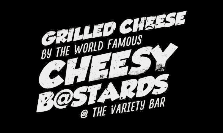 Food by Cheesy B@stards - The finest cheese grilled on sourdough bread from Freedom Bakery served daily till 5pm, artisan coffee also available roasted by our friends at Piece.