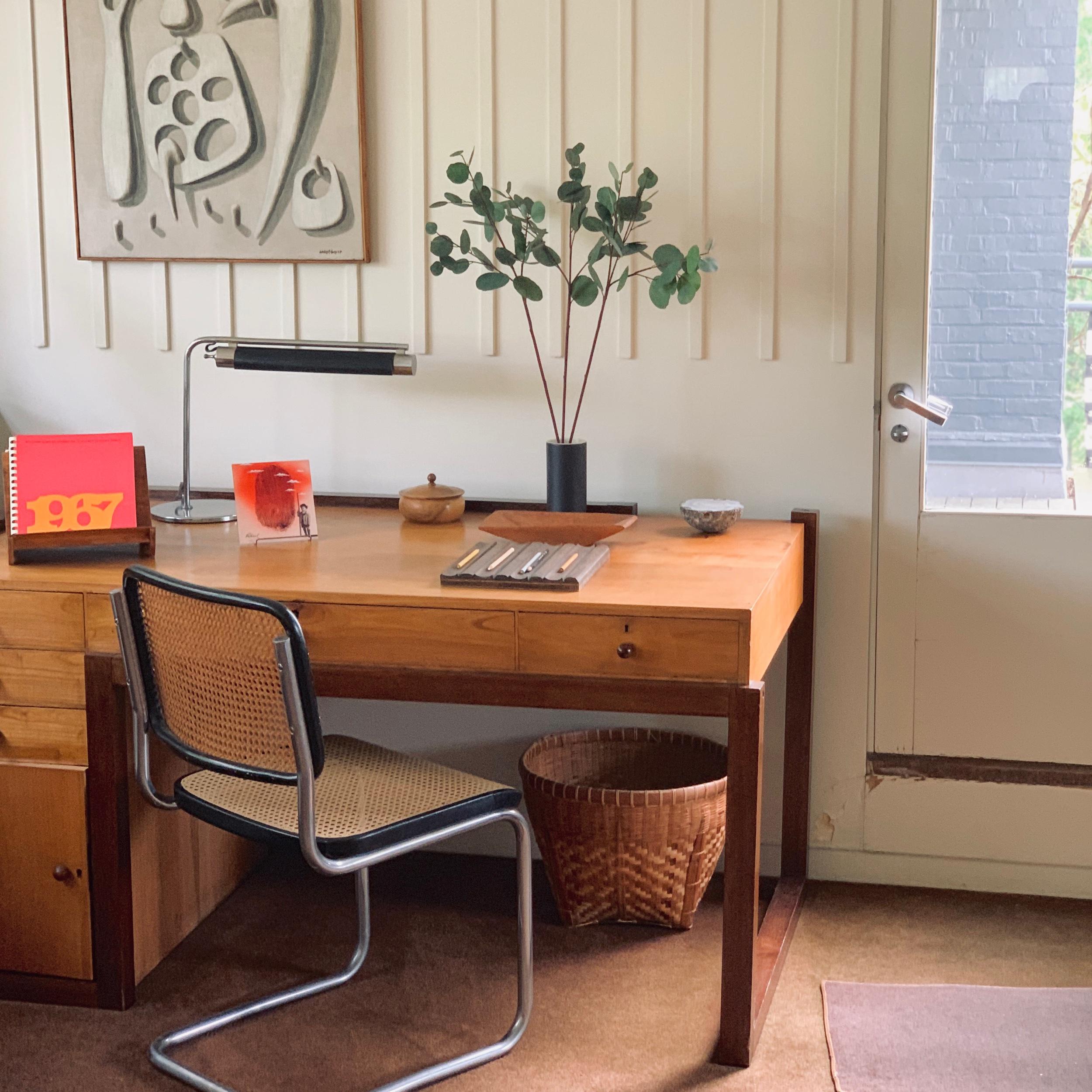 The Desk of Ati Gropius