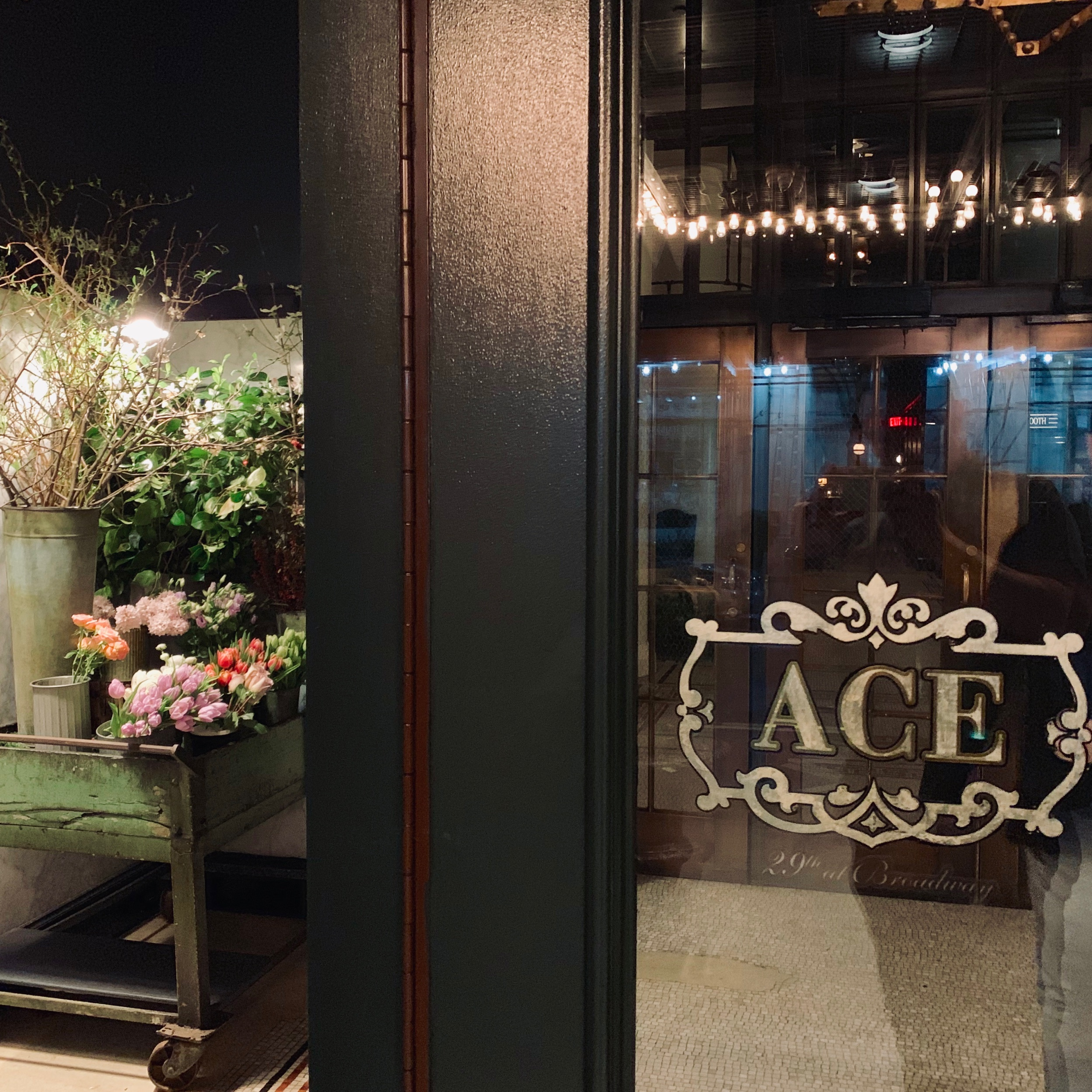 Ace Hotel NYC by Roman and Williams