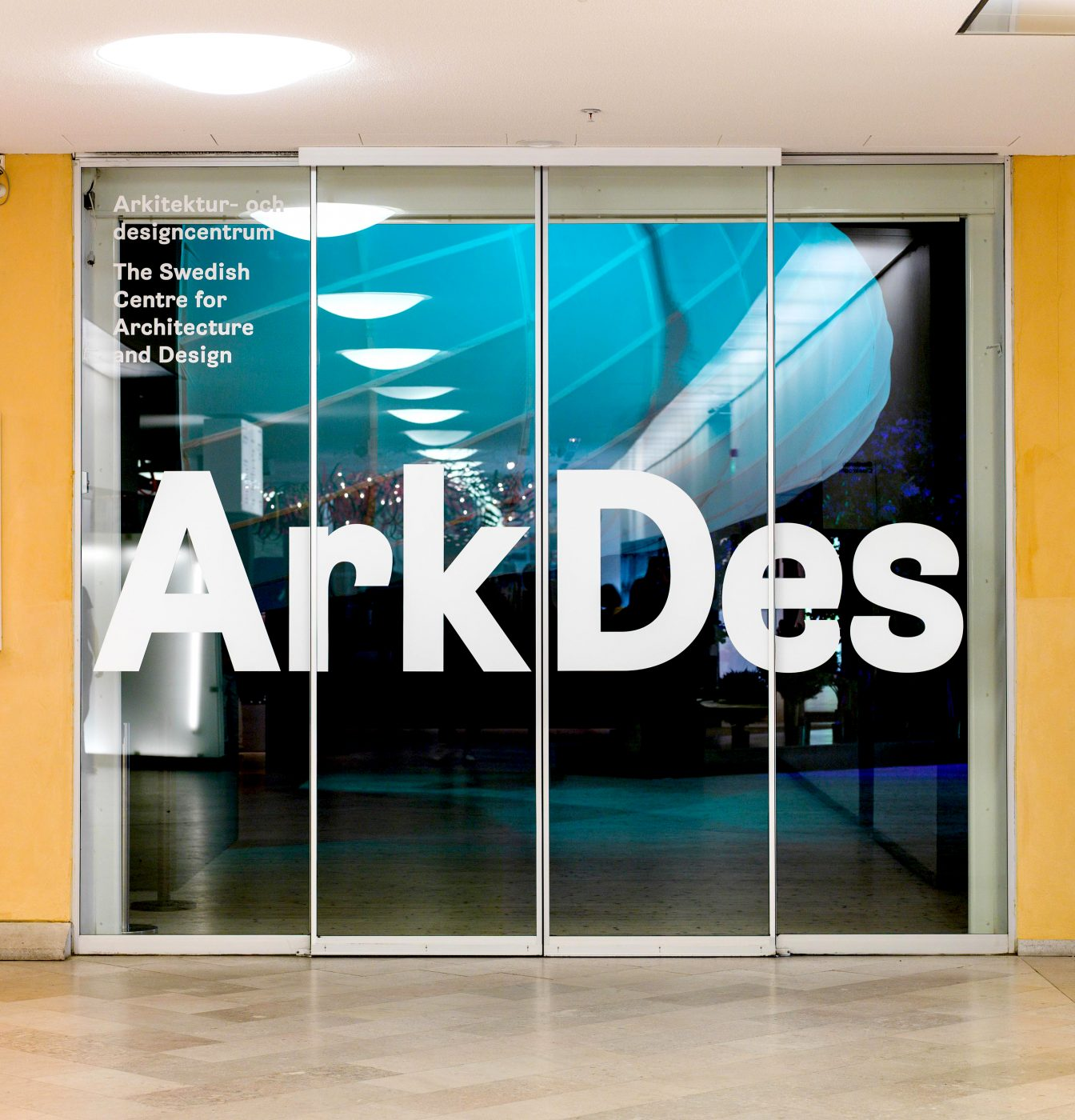 Client: ArkDes Project: ArkDes social media  Social media marketing and management for ArkDes - Stockholm's center for architecture and design.