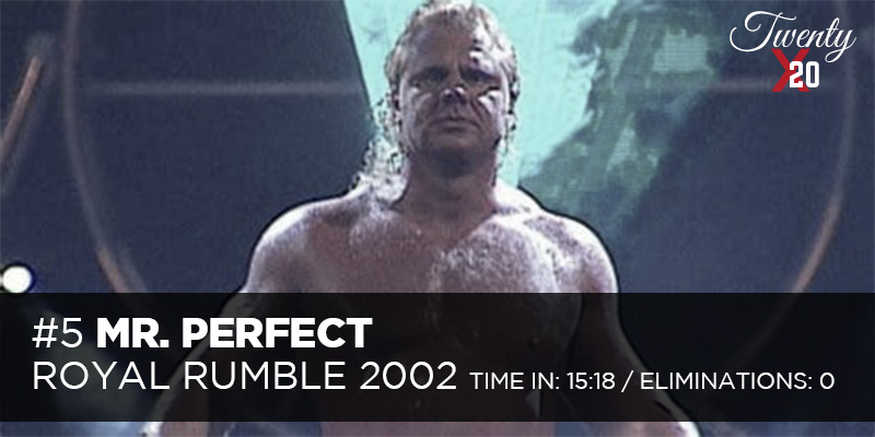 Mr. Perfect Royal Rumble 2002