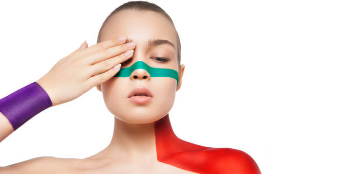 Изменение микроциркуляции кожи