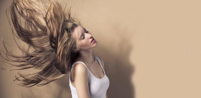 Здоровые волосы и кожа головы