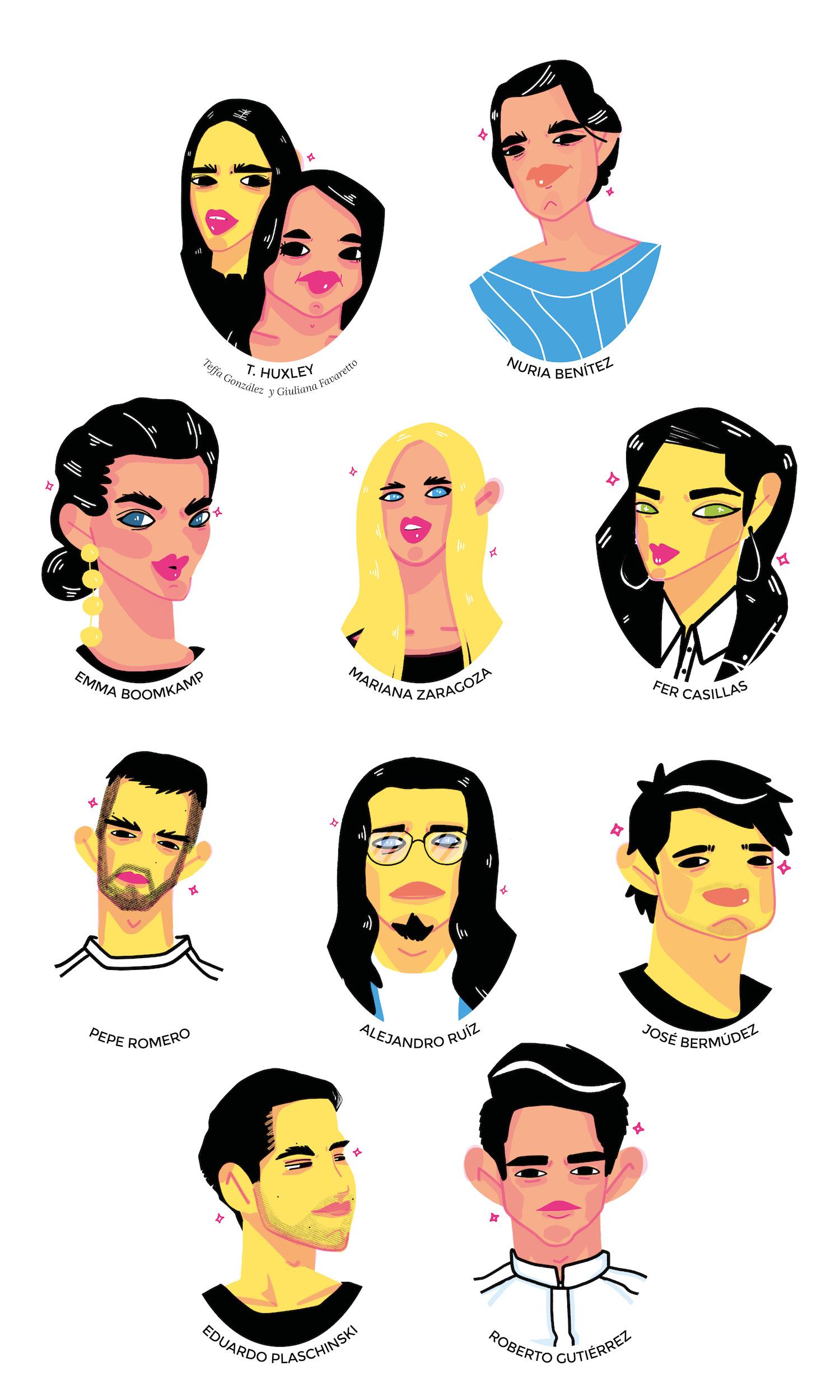 29 Talentos Mexicanos menores de 30 años