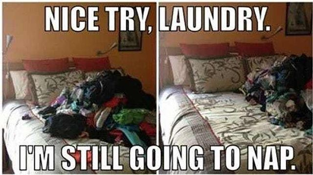 Happy Friday! You go ahead and take that nap....you earned it! (The laundry will still be there 😉) . . #Nap #LaundryCanWait #LazyDays . . #Give #Health #Hygiene #Compassion #Empathy #ActsOfKindness #501c3 #NonProfit #Volunteer #Donate #MakeTheWorldABetterPlace #TakeAction #Fundraising #Community #Laundry #Love #Socks  #Cincinnati