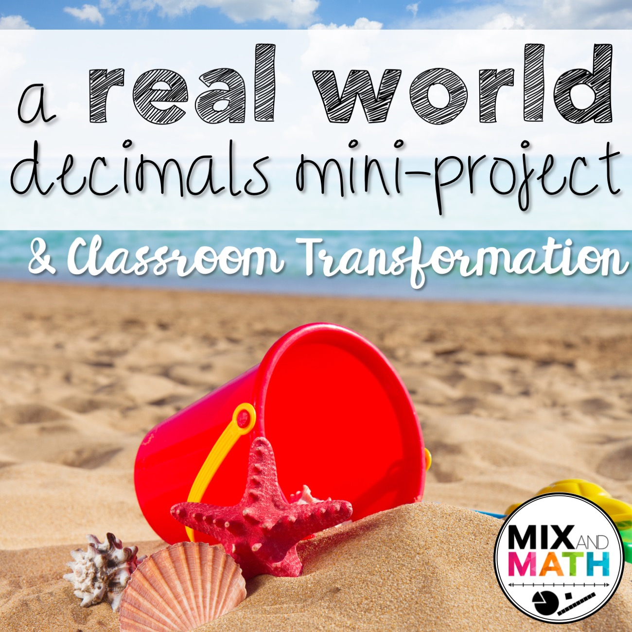 add, subtract, multiply and divide decimals - Go on a road trip to the beach and practice adding, subtracting, multiplying, and dividing decimals.