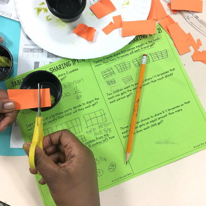 on the blog - I love sharing how I make math engaging for my students! spark ideas for you to make math more engaging for your students!