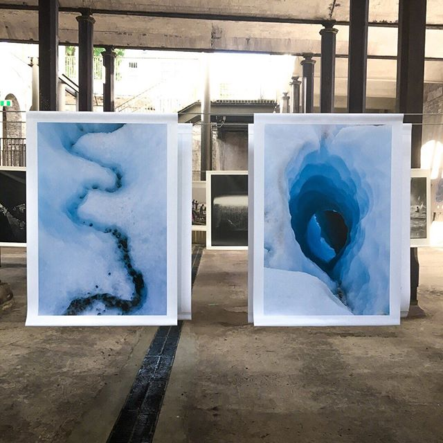 Images from current exhibition, Glacier, at Paddington Reservoir @headonphotofest until May 19 . . . #tiffanykenyonphoto #patagoniaargentina #glacier #photoexhibition #whatsonsydney #headonphotofestival #thingstoseesydney ⠀⠀⠀⠀⠀⠀⠀⠀⠀ #ParquesNacionales #Tierradeglaciares #ourplanet #glacierart  #bluenature  #amazingnature #protectglacier #photostory #globalcapture #natgeotravel #exploremore #wilderness #travelphotographer #roadlesstraveled #climatechange #mothernature #sacrednature #planetearth #throughmylens