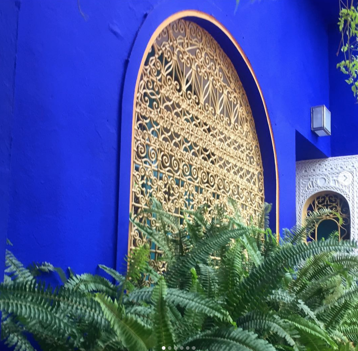 A visit to the beautiful Le Jardin Majorelle