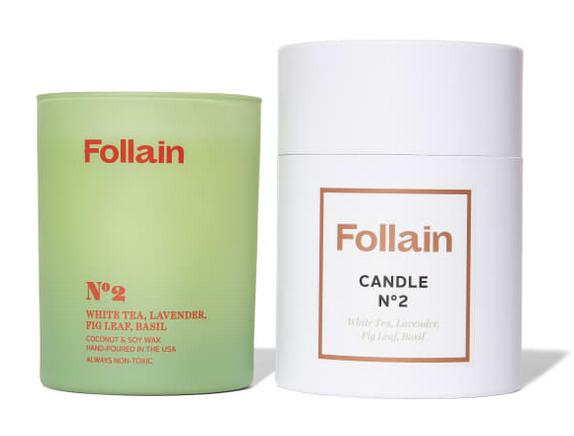 Candle No. 2 |    Follain