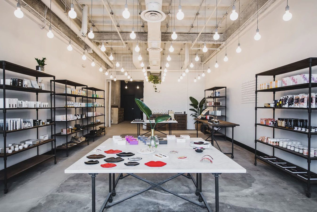 Veer & Wander store photos  by the Washingtonian