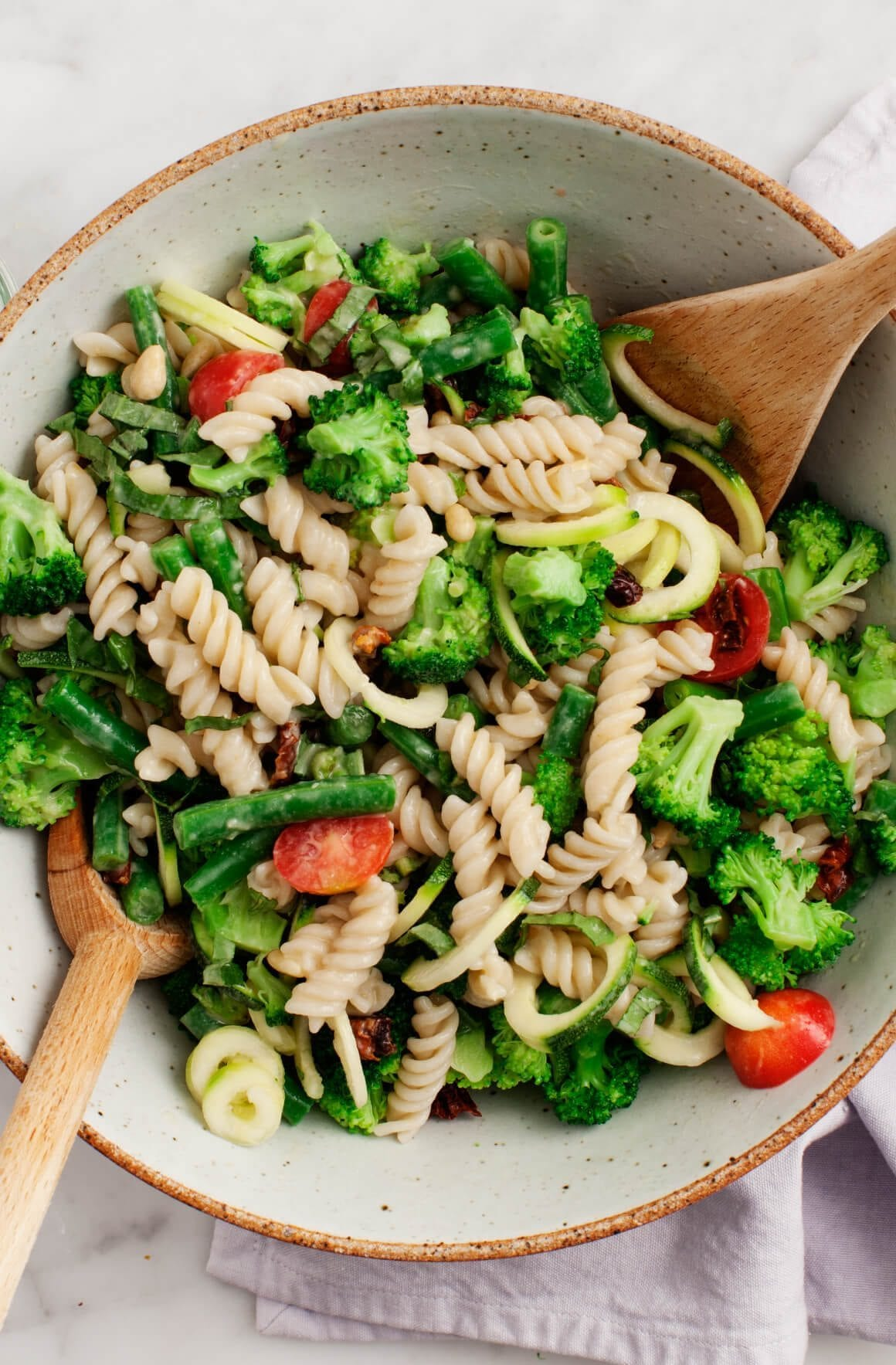 Broccoli Pasta Salad |  Love and Lemons