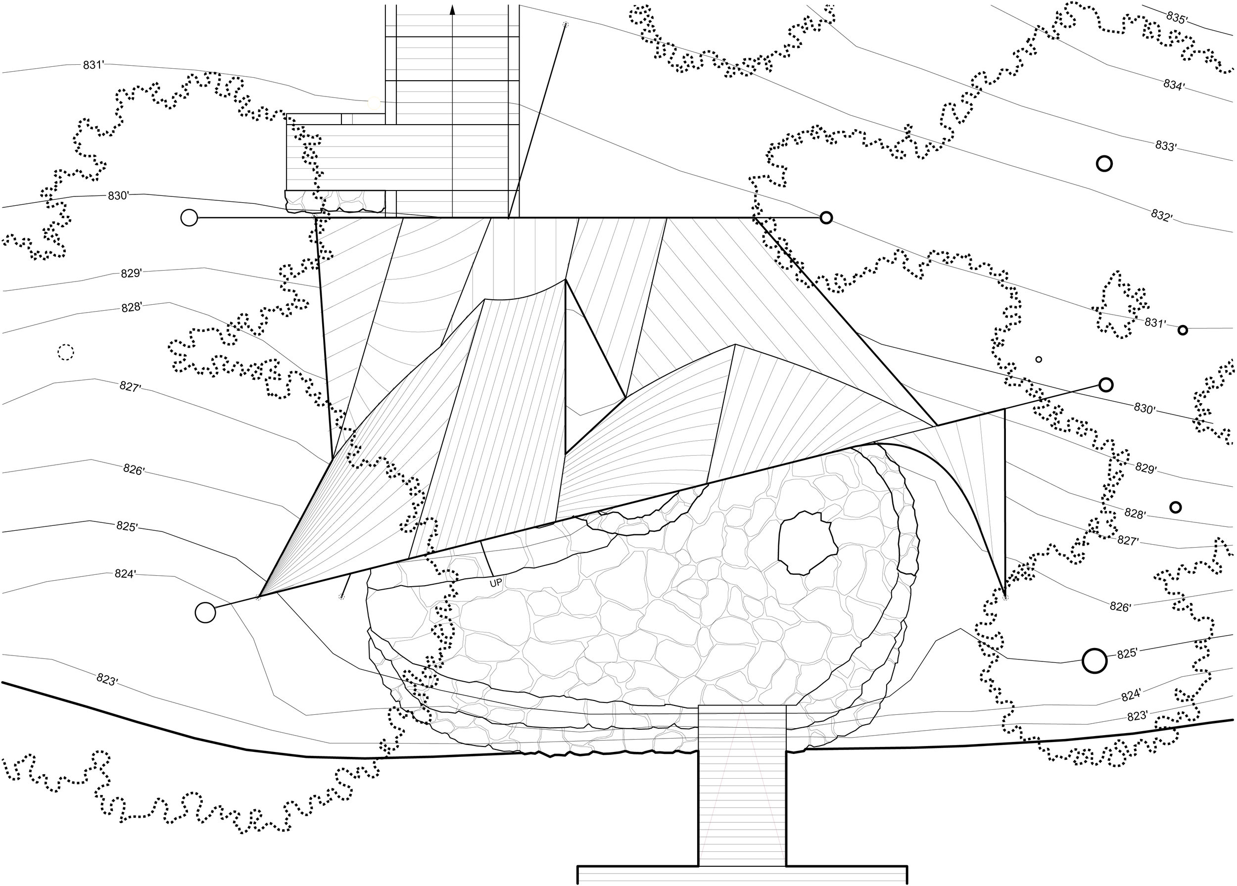 Scratch Studio_Summer Pavilion - Plan