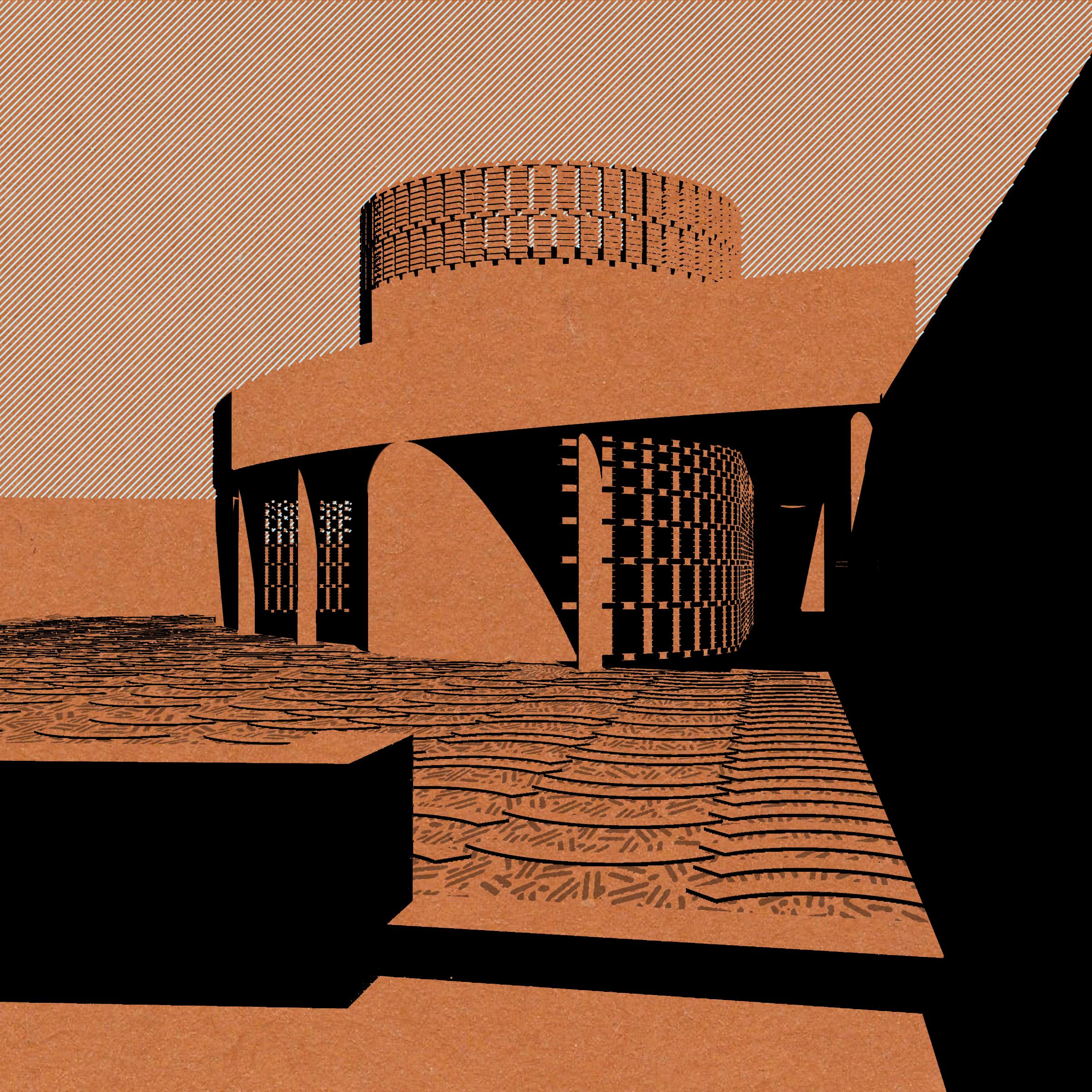 Tswana House  | proposal