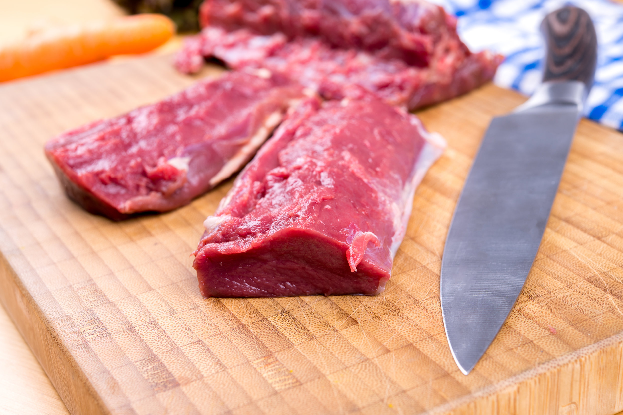 Processing Game Meat Safely