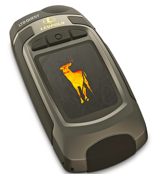 Leupold LTO Quest Thermal Image Camera And Flashlight