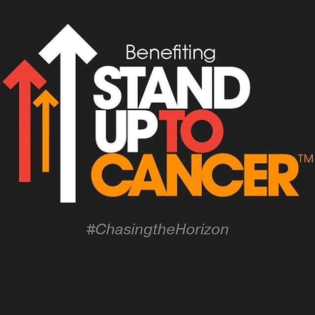 Stand with us and donate . 100% of donations goes directly to @su2c helping researchers to advance cancer treatments . Donation:Link in Bio #crossingforcancer  #chasingthehorizon