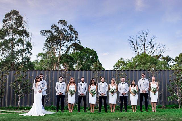 Such a sexy bridal party!!! I am just LOVING the white bridesmaid dress look 😍😍😍 . . . . . . . . . . . . #weddedwonderland #weddinggoals #weddingphotographermelbourne #weddingphotographyinspiration #inspiredbylove #instagood #picoftheday #puruepretty #melbourneweddingphotographer #momentsovermountains #nothingisordinary #belovedstories #couplegoals #radlovestories #sunsetchaser #sunsetobsession #rainydays #adventurousweddings #authenticlovemag #australianweddingphotographer #LETSSPC