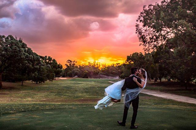 Mick & Nic 😍🤰🏼 @Nicole.celestin @mickeymaddog @cobrambaroogagolfclub . . . . . . . . . . . . . . #weddedwonderland #weddinggoals #weddingphotographermelbourne #weddingphotographyinspiration #inspiredbylove #instagood #picoftheday #puruepretty #melbourneweddingphotographer #momentsovermountains #nothingisordinary #belovedstories #couplegoals #radlovestories #sunsetchaser #sunsetobsession #rainydays #adventurousweddings #authenticlovemag #australianweddingphotographer #LETSSPC