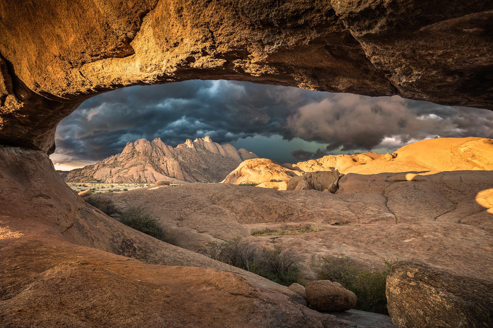 Spitzkopf Rock Arch