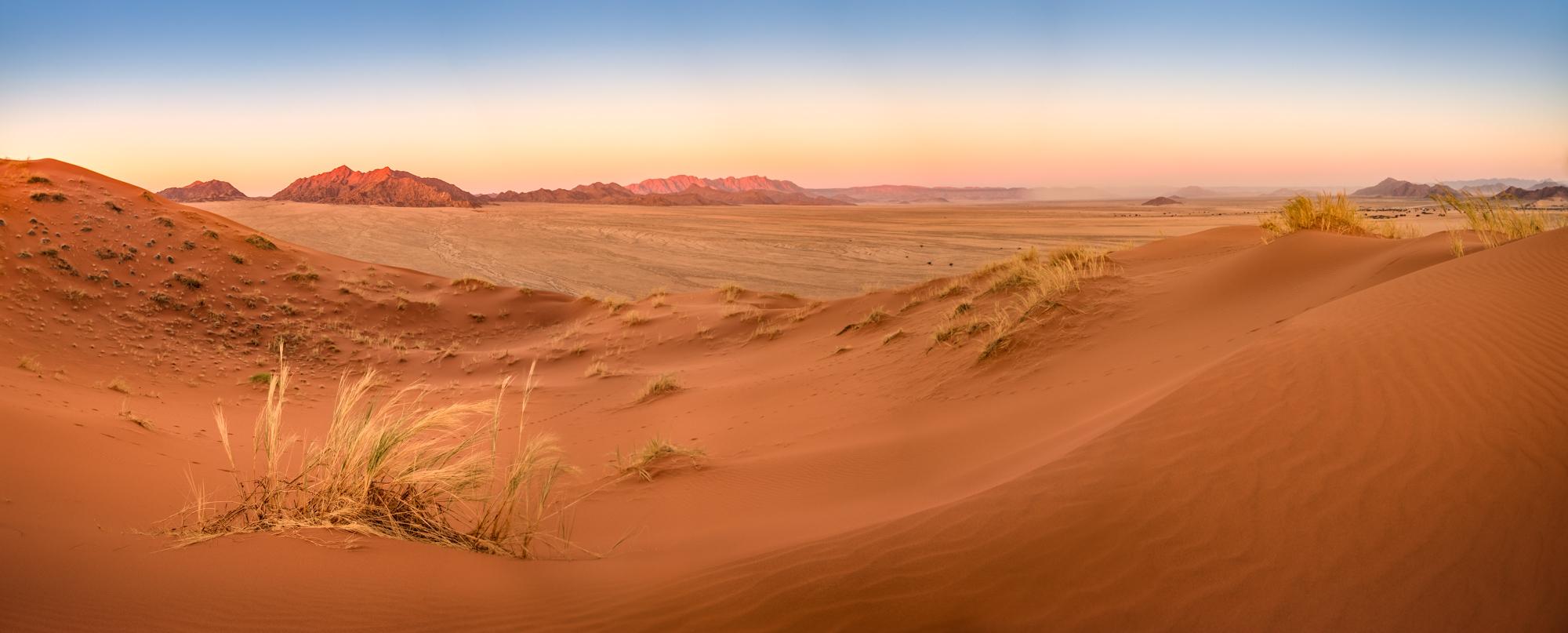 Elim Dune Panoramic View