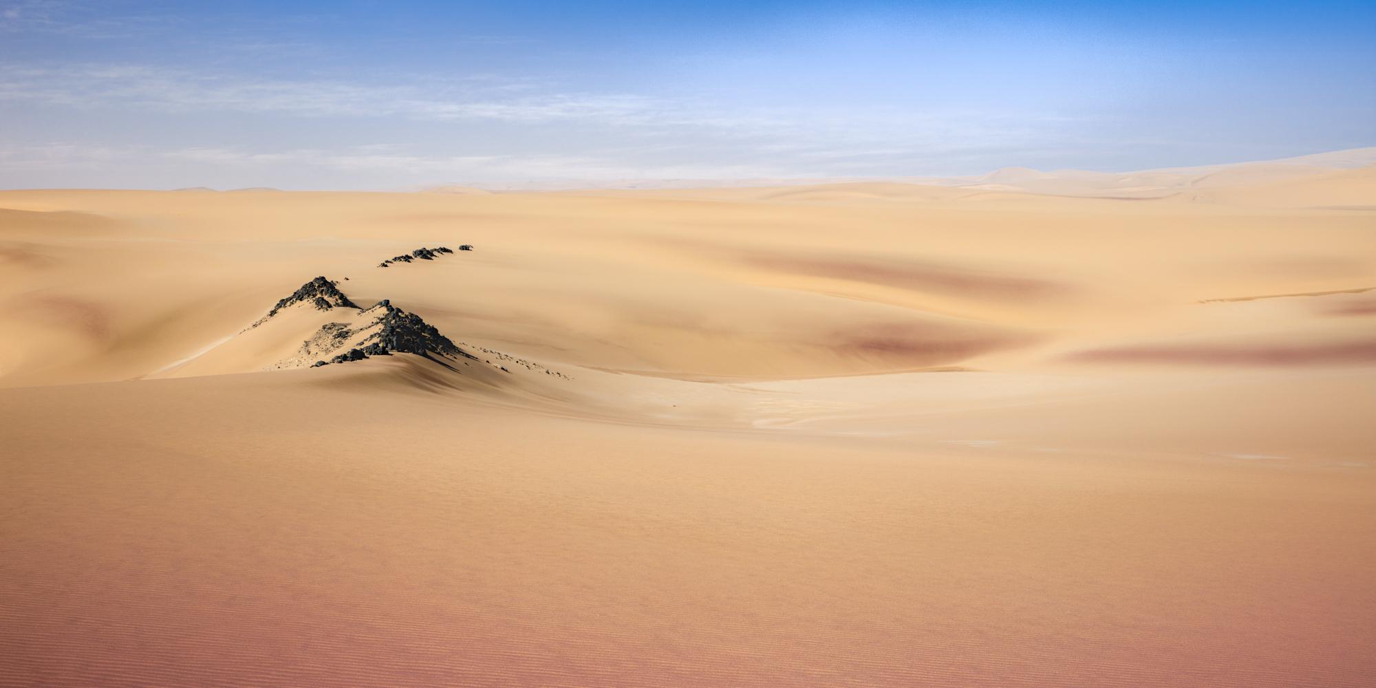 Black Ridge Namib Interior