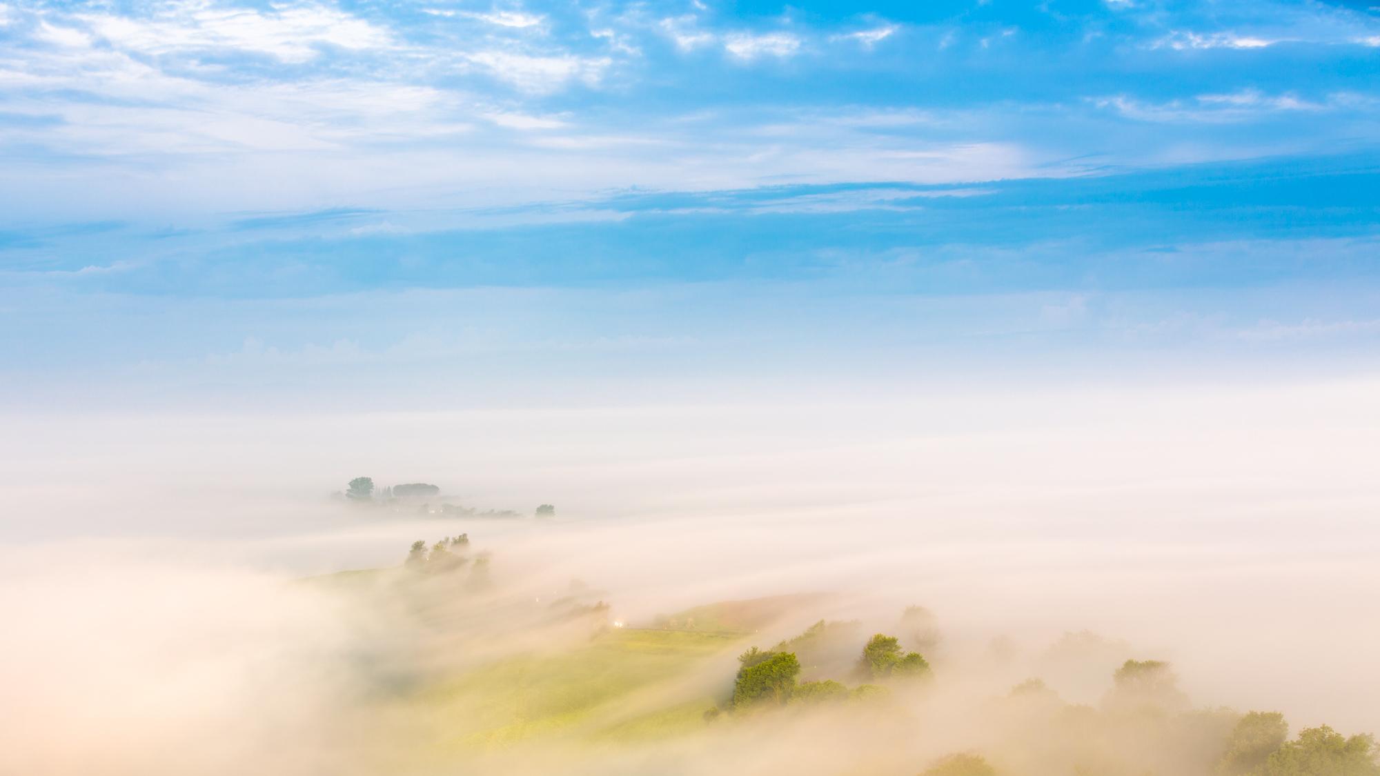 Flowing Mist