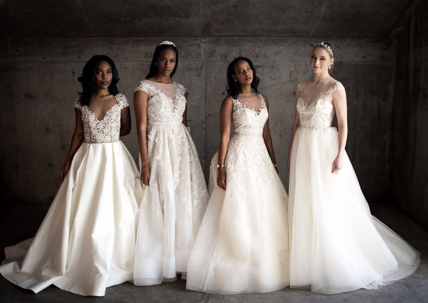 Your perfect dress for way less than Retail - quality designer sample gowns sold off-the-rack for a major discount - gowns starting at $1100