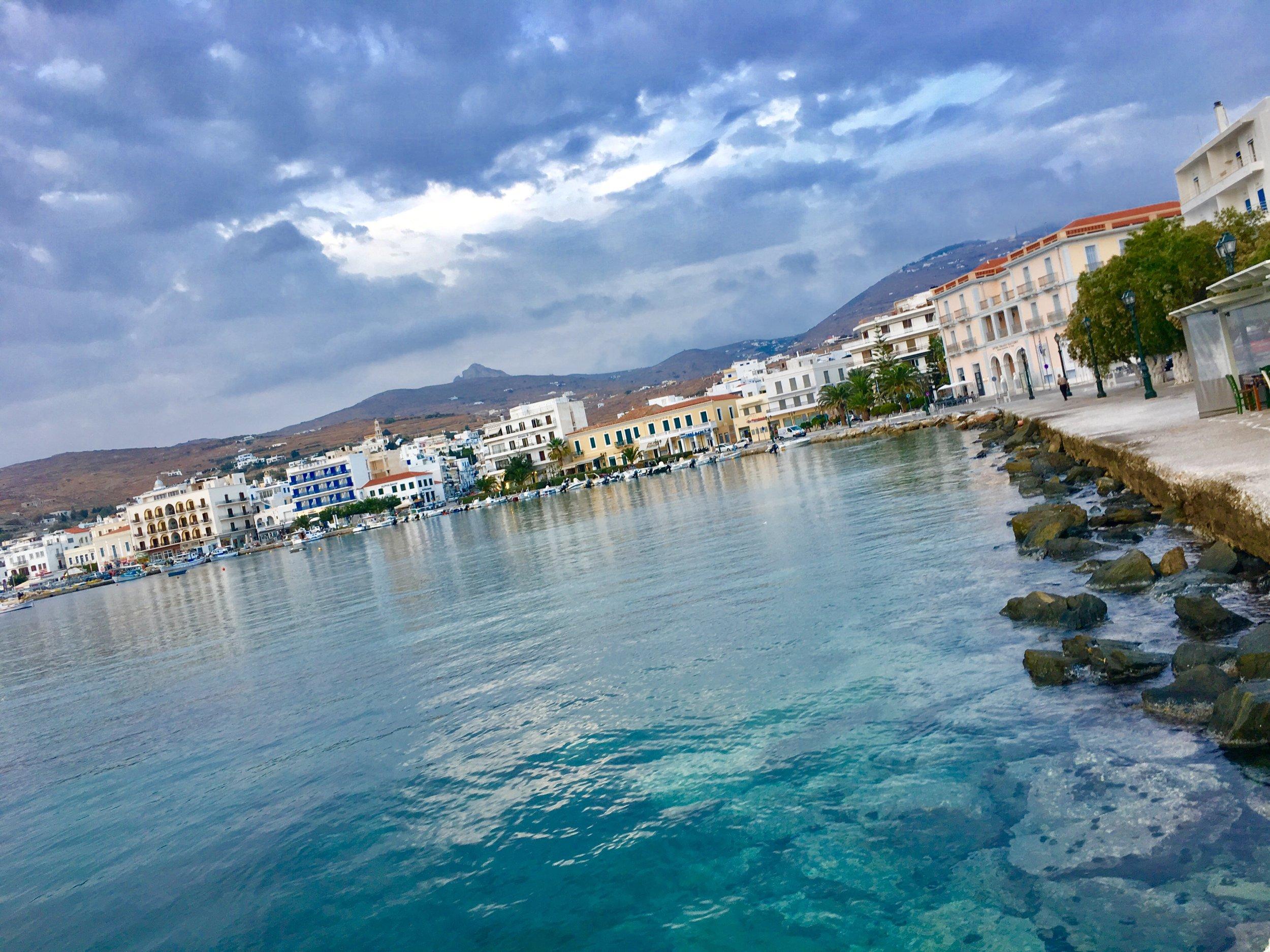 Tinos, Greece - September - October 2019