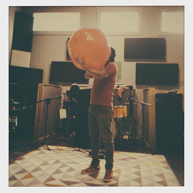 Recording new songs?