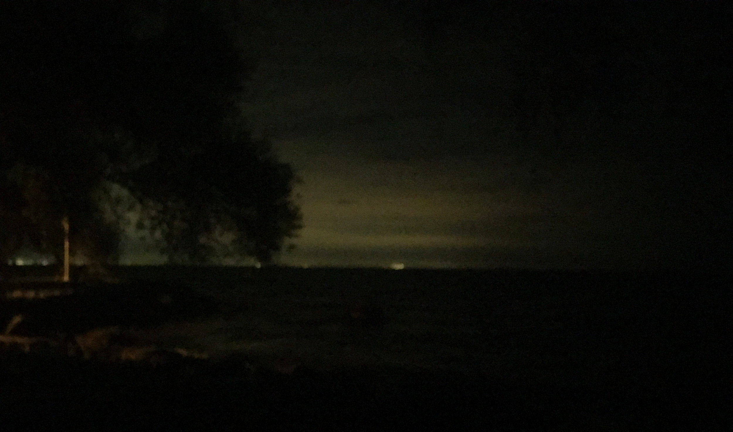 Lake Ontario - Where I jumped off the pier and kept swimming until my fears were calm ^