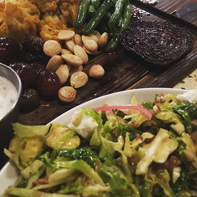 When small towns have food this good it's a wonderful thing. @thevalkyriewinetavern