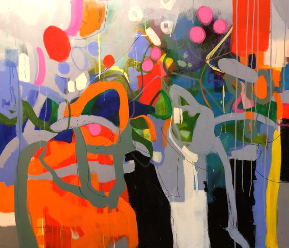 Carolyn Riegelman Original Artwork - 1