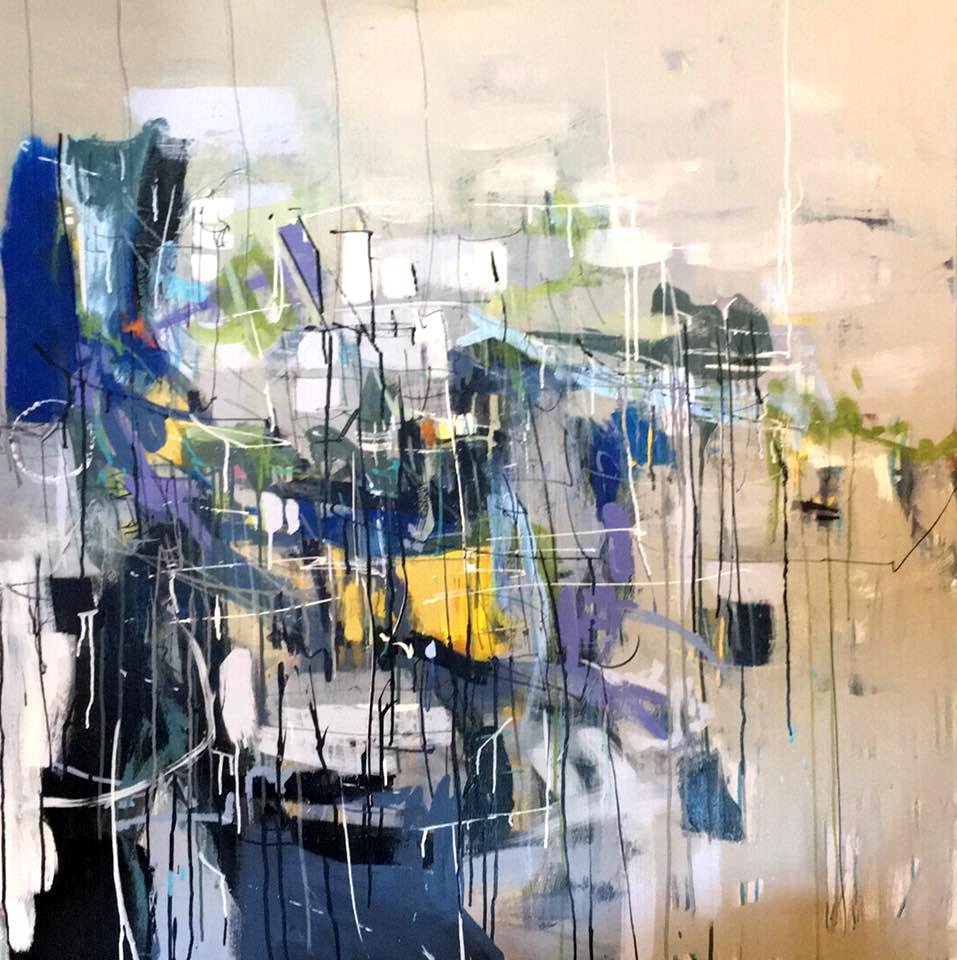 Carolyn Riegelman Original Artwork - 4