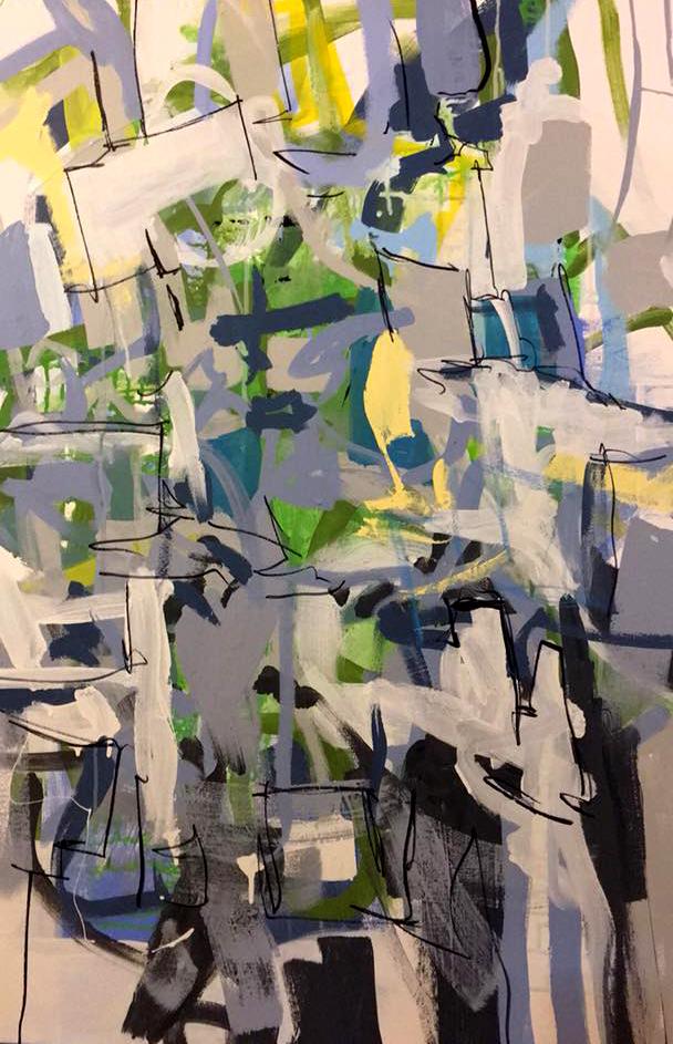 Carolyn Riegelman Original Artwork - 6