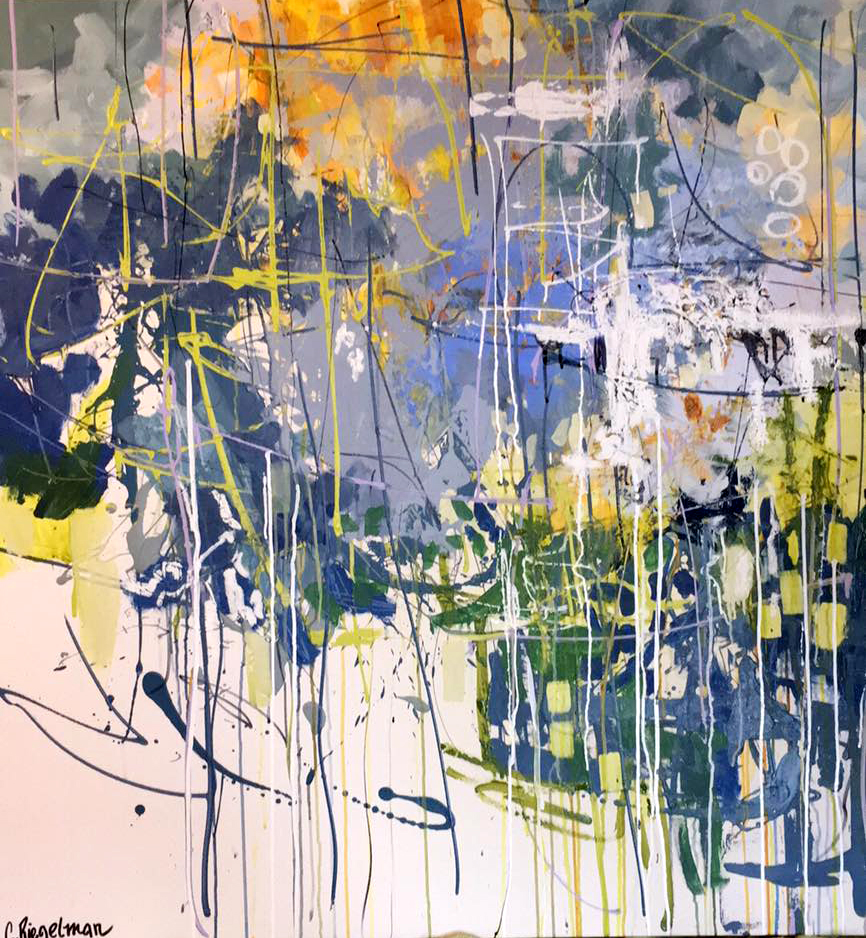 Carolyn Riegelman Original Artwork - 9