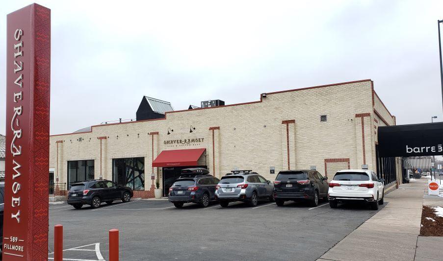 6th & Fillmore colorado city street investors