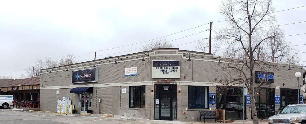 12th & Madison colorado city street investors