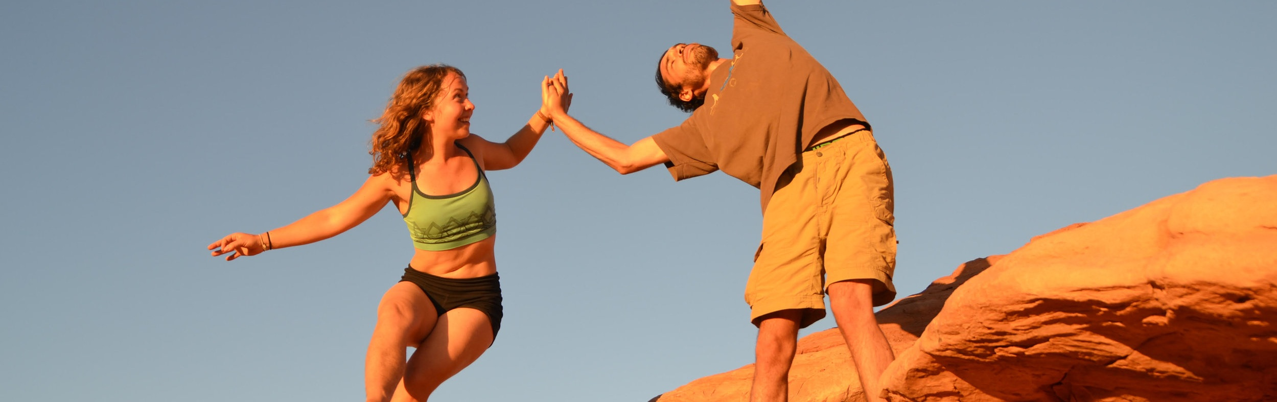 Moab Jam - Workshop and Contact Improvisation Jam in Moab, Utah