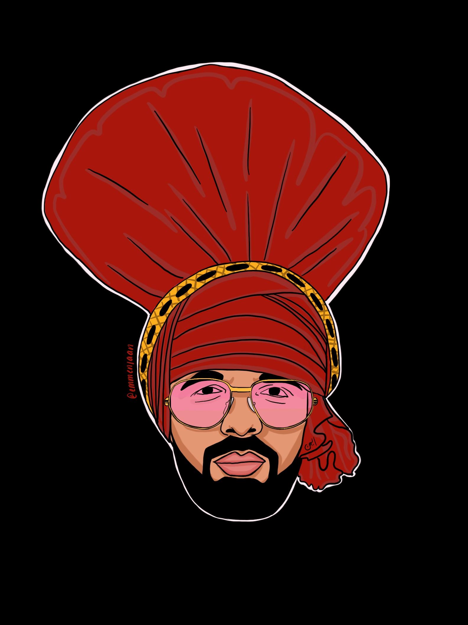 Bhangra Drake.JPG