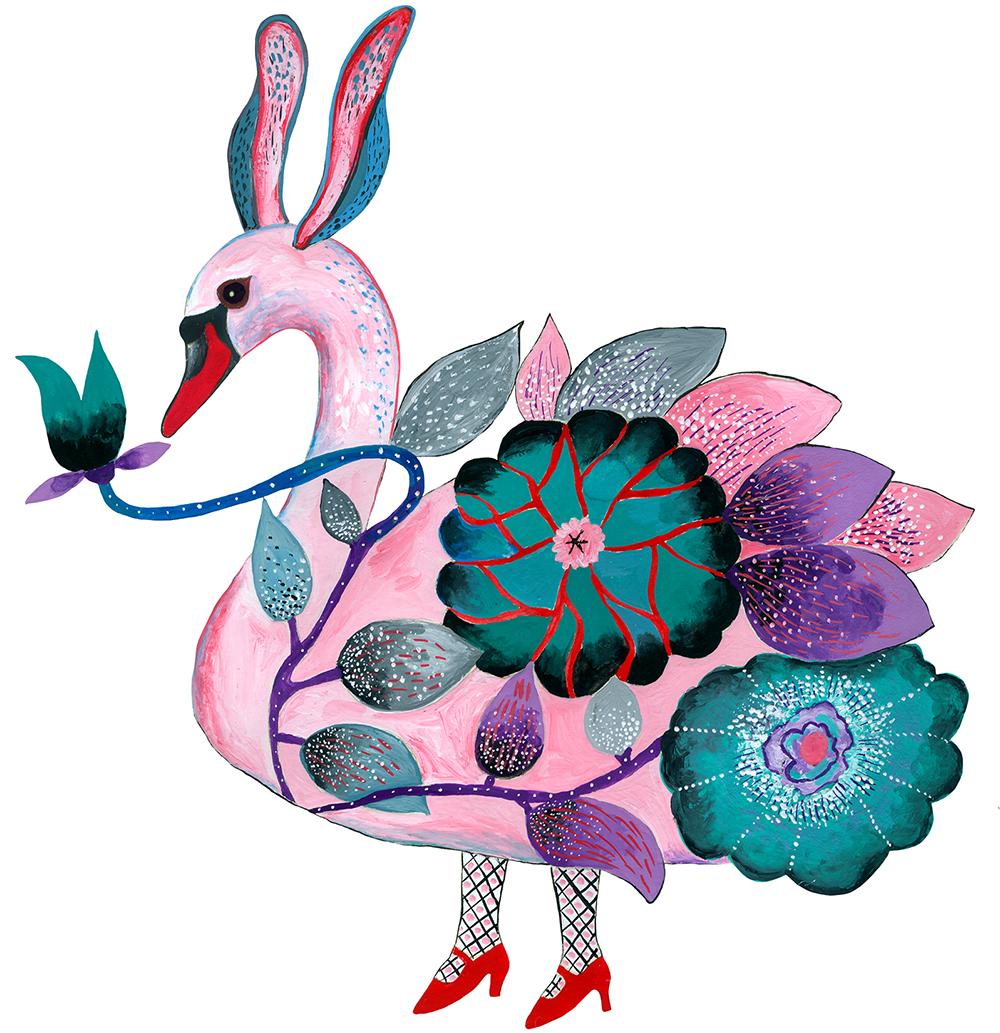 Animals, birds | Global Talent Search Lilla Rogers Studio