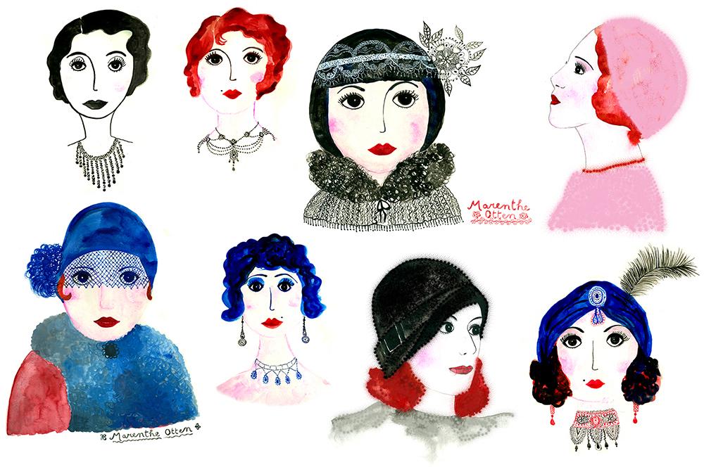 Marenthe Golden Twenties ladies by Marenthe.jpg