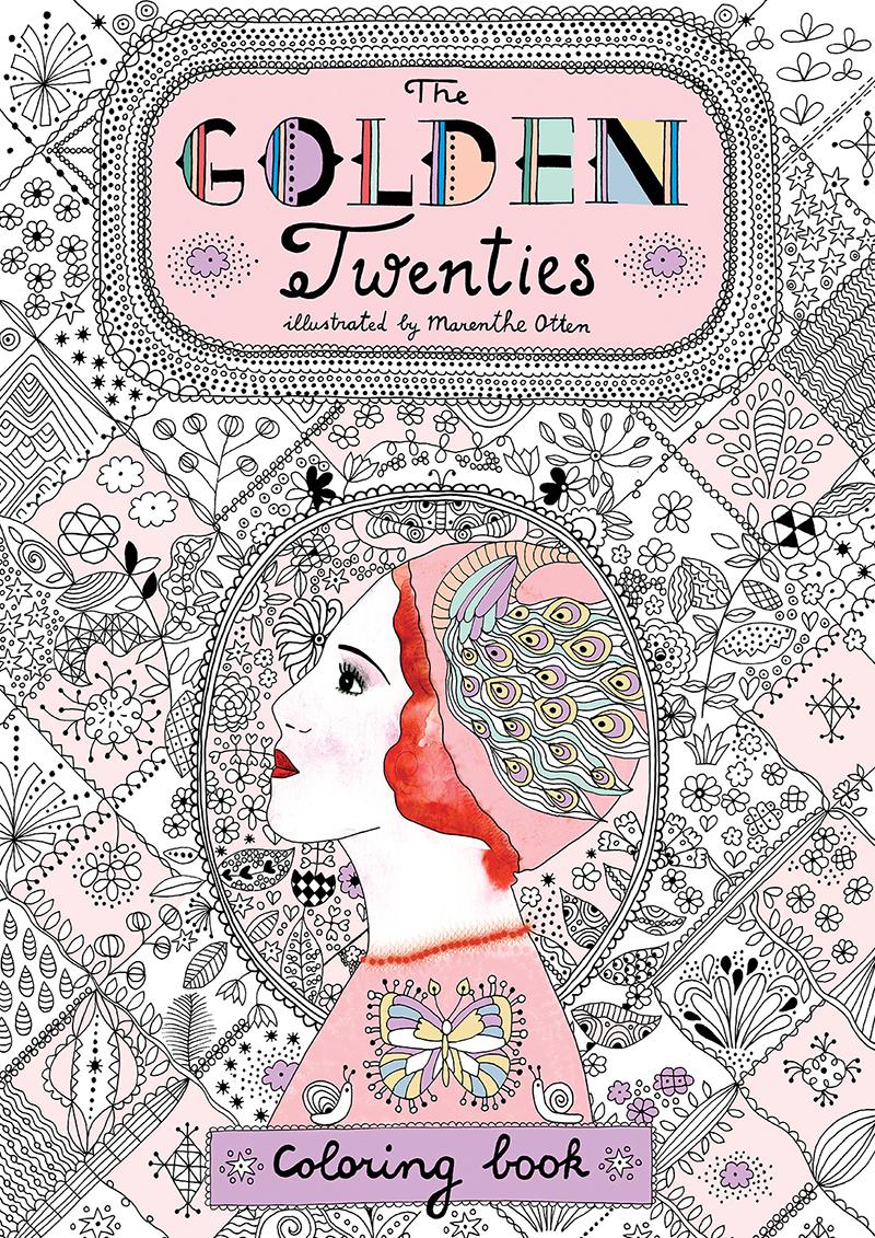 golden twenties coloring book by Marenthe.jpg