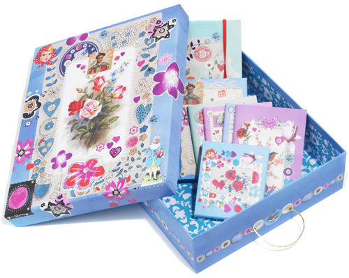Flow stationery line by Marenthe.jpg