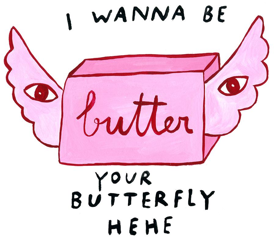 Butter Butterfly by Marenthe.jpg