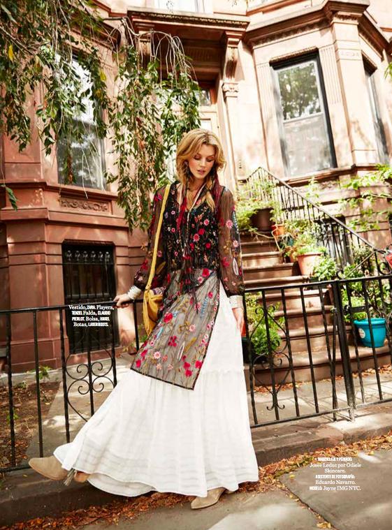 Jayne Moore Cosmopolitan Mexico hippy indian boho chic