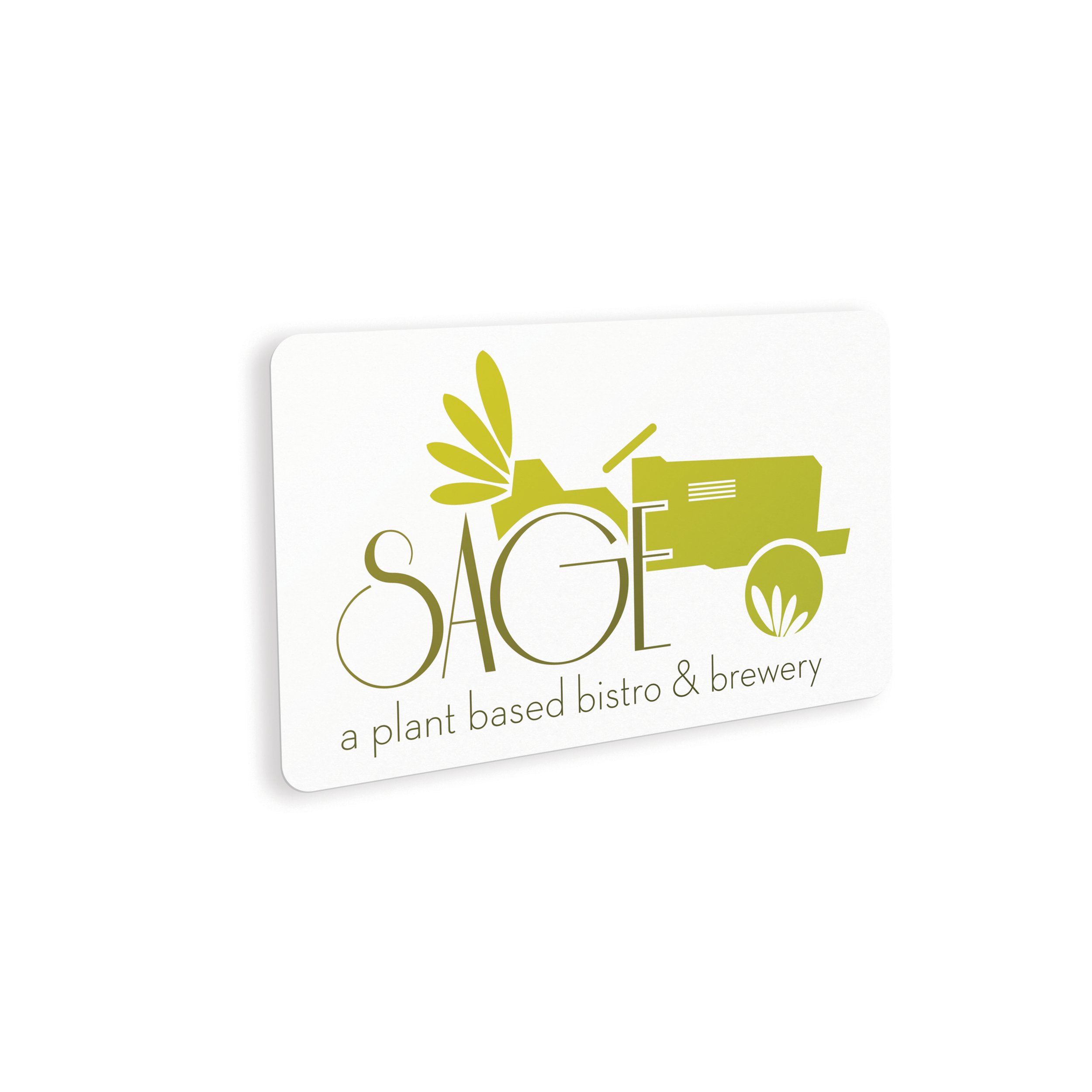 Gift Card Sage Plant Based Bistro Brewery