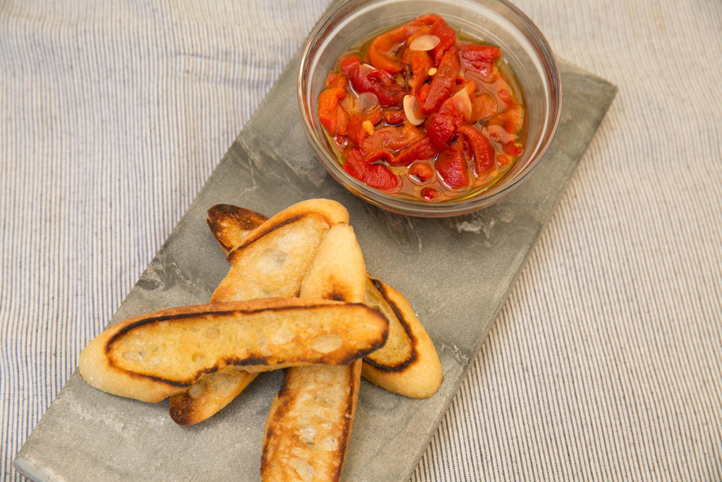 Pan Con Tomate Massilia Santa Monica